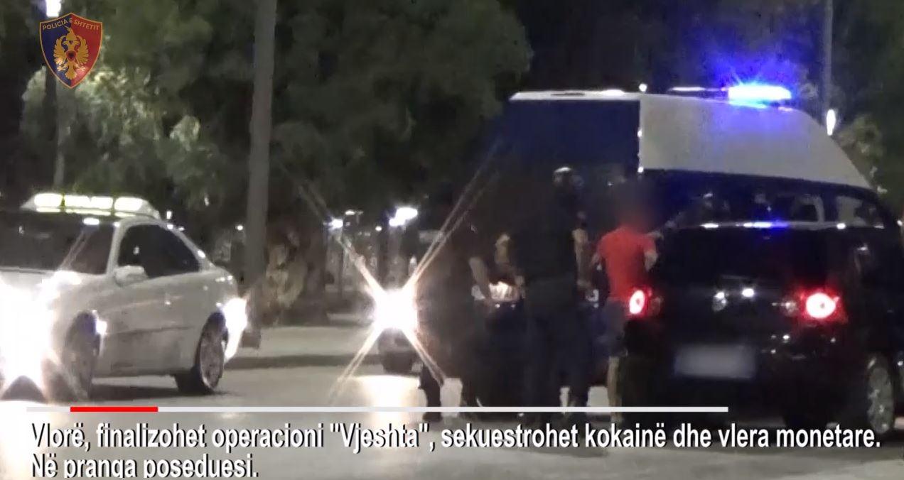"""""""Vjeshtë"""" në Sarandë e Vlorë, kapen dy persona"""