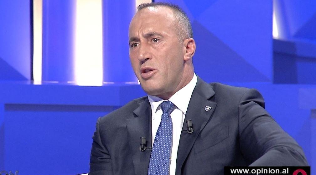 Haradinaj: Nuk do të ketë marrëveshje me Serbinë për ndryshim kufijsh