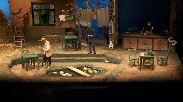 """Shfaqja """"Tag"""" ngre siparin e Festivalit Mbarëkombëtar të Teatrit"""