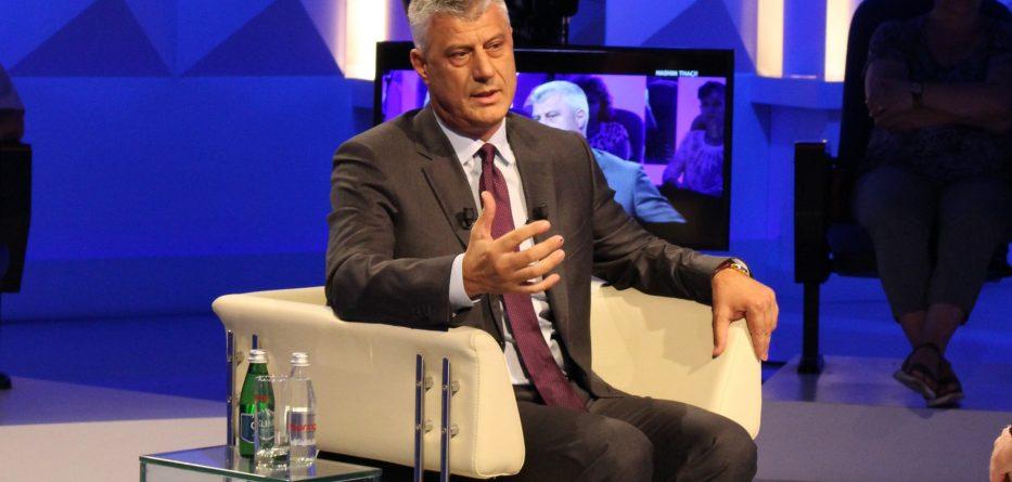 Thaçi mohon akuzat ndaj Berishës: Nuk kam përmendur emra