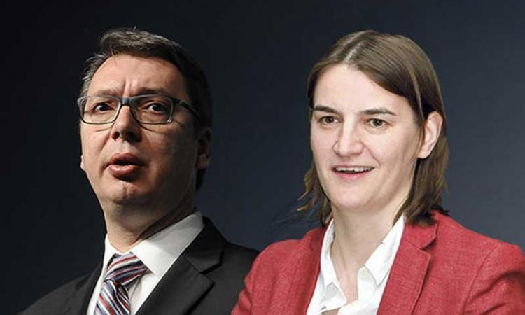 Kryeministrja Brnabic do të zëvendësojë Presidentin Vuçiç në Nju Jork