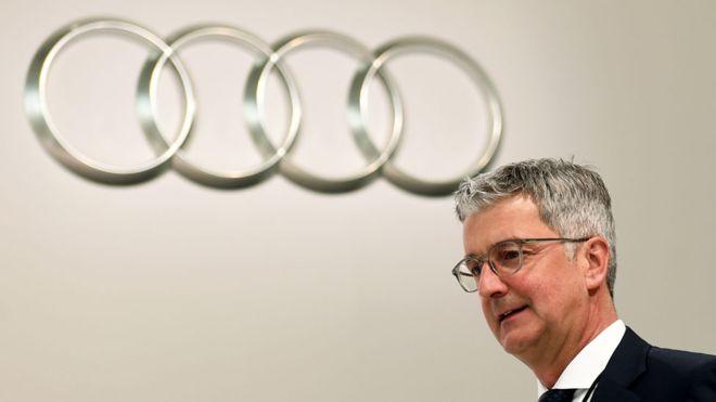 Drejtësia gjermane ndëshkon me 800 milionë euro gjobë Audin