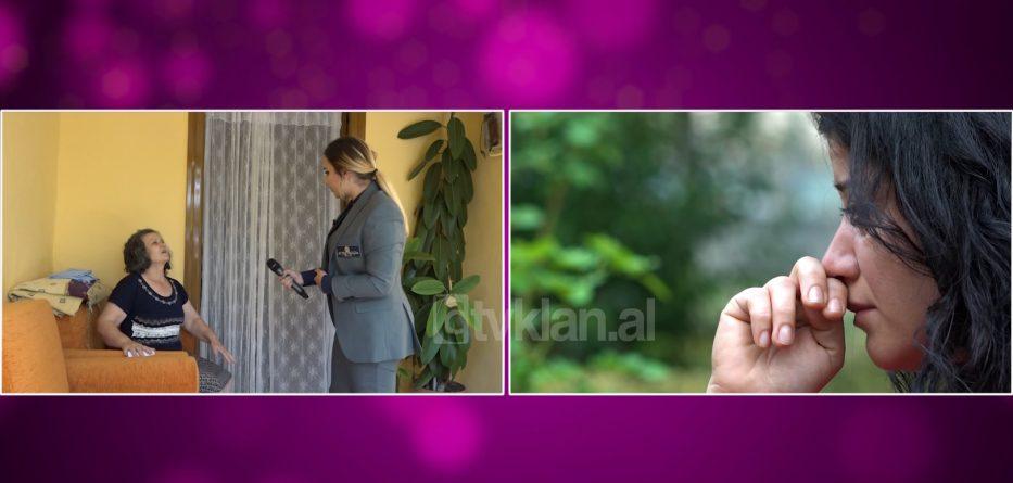 E ëma refuzon të pajtohet me vajzën që ka braktisur (video)