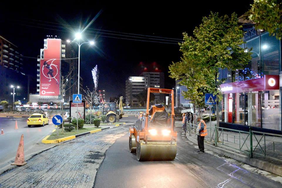 Ndërhyrje në infrastrukturën rrugore në Zogun e Zi