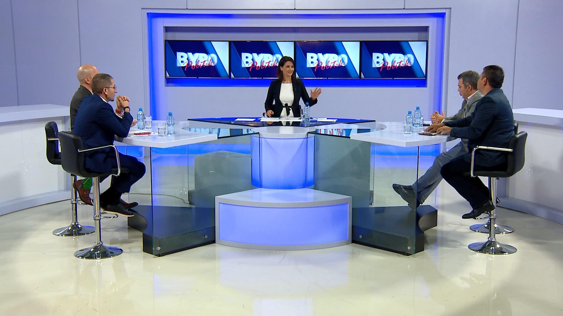 Politika dhe Krimi në Byro Politike (video)