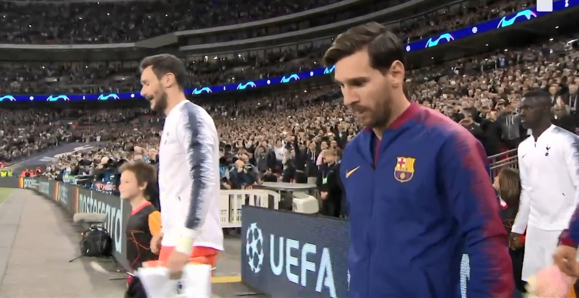 Barcelona shkëlqen në Champions me Mesin