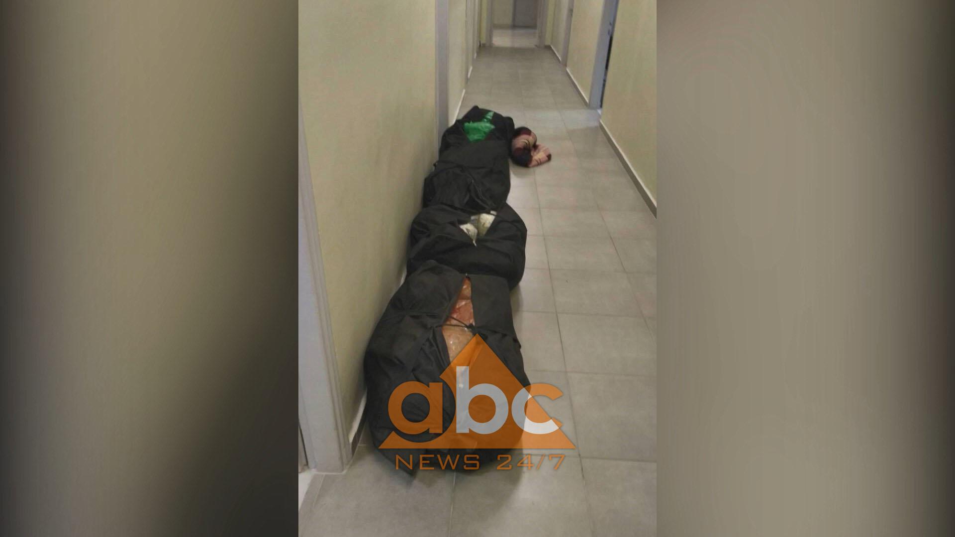 Sekuestrohen 76 kg marijuanë në Igumenicë, arrestohen 4 shqiptarë