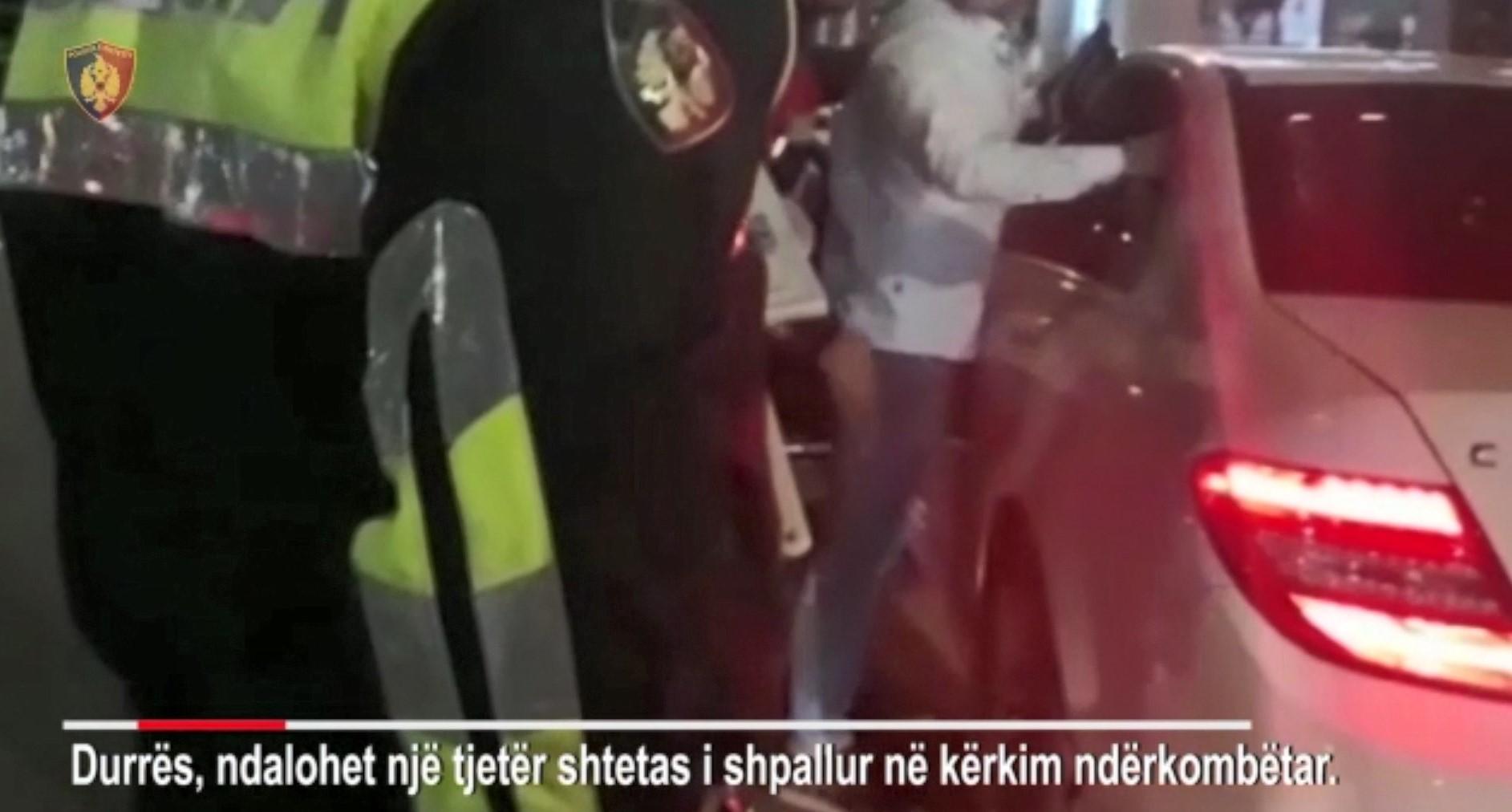 Durrës/ Kapet i kërkuari me 3 emra dhe i dënuar në Romë për heroinë