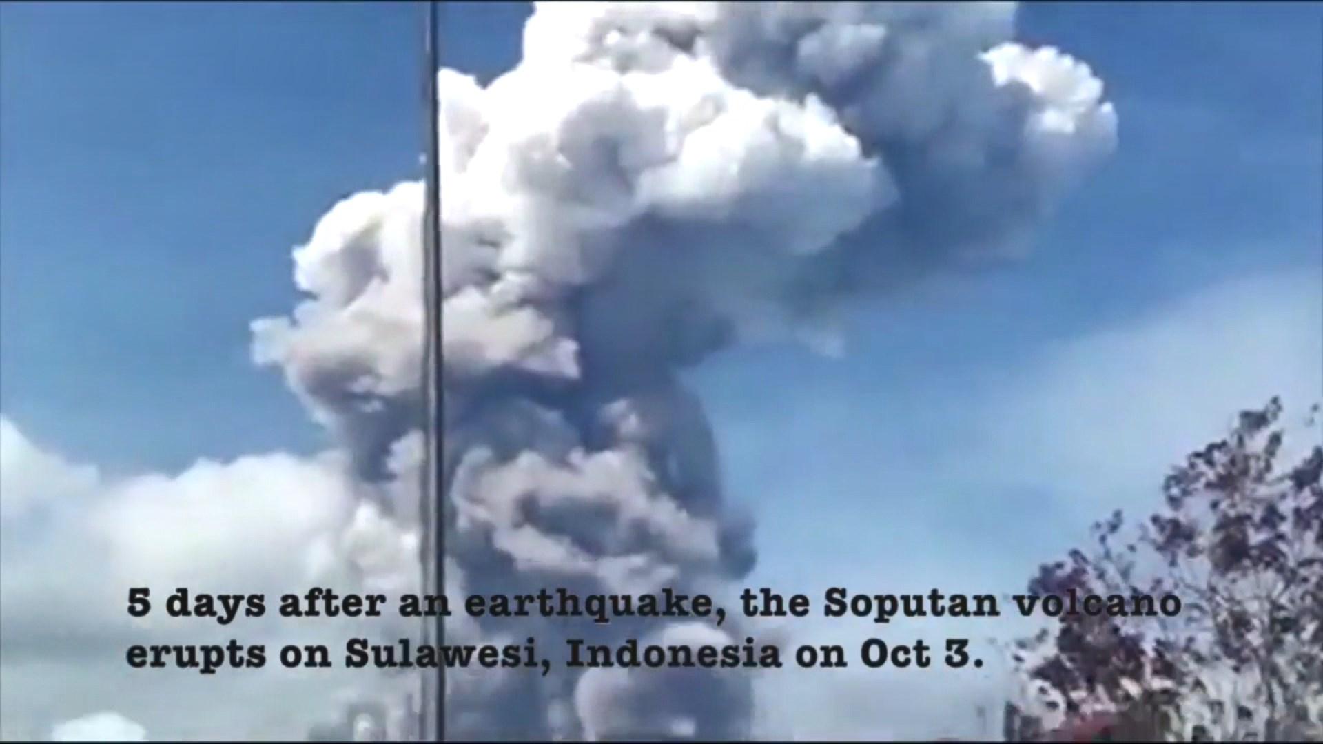 Indonezia nuk gjen paqe nga fatkeqësitë natyrore