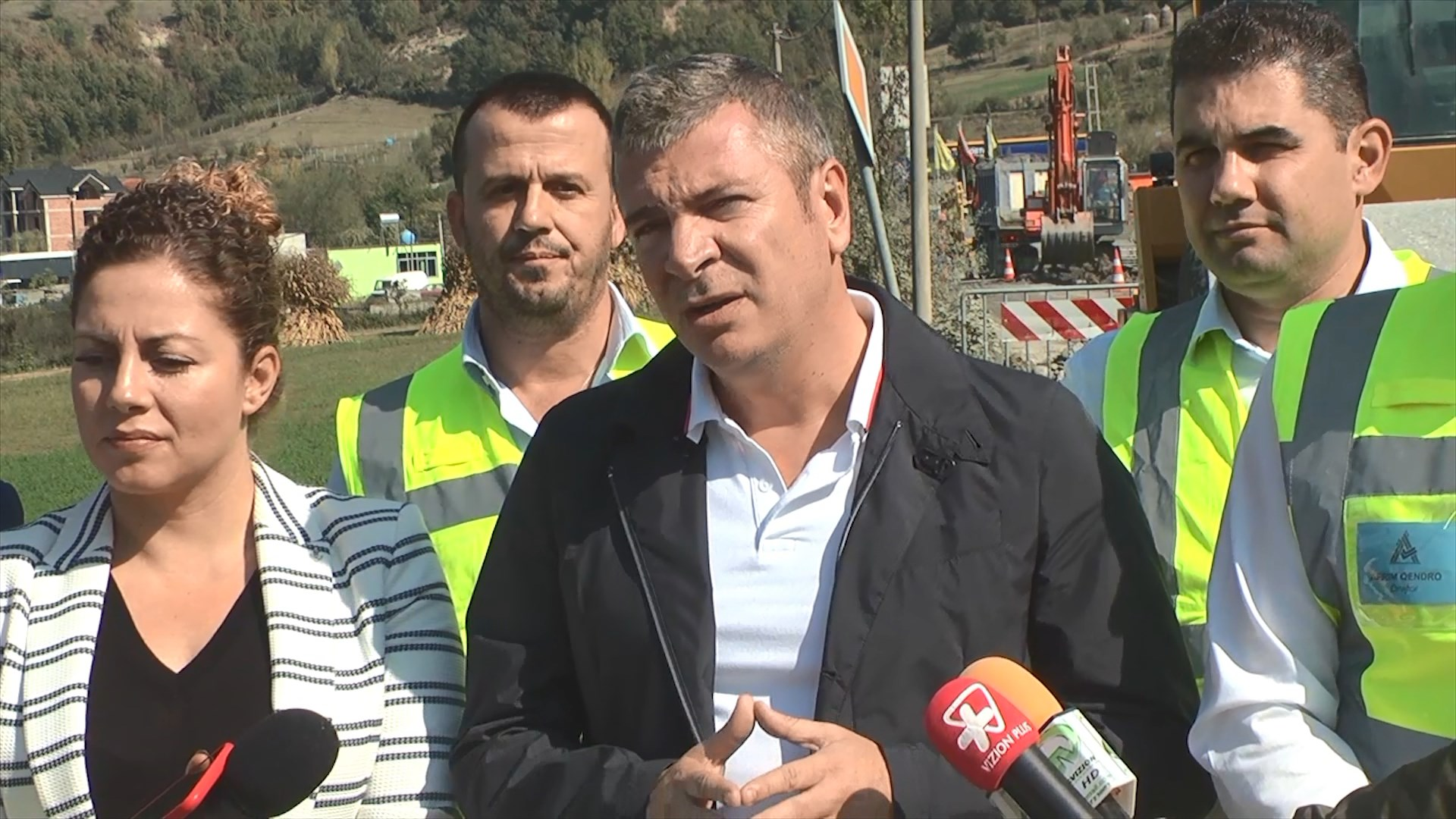 Aksi Klos-Burrel, Gjiknuri: Komuniteti do të ketë përfitime ekonomike