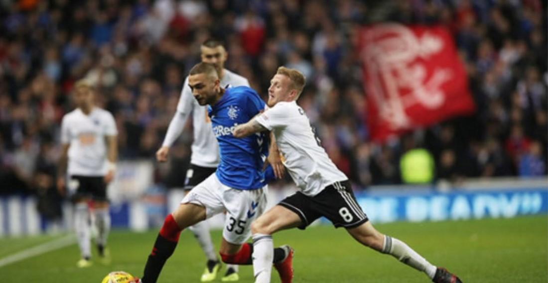 Rangers rikthen Grezdën, e nisi me penallti të humbur