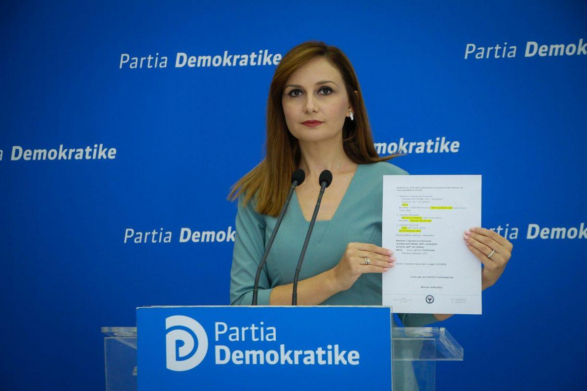 PD: Rama zhvillon tender fasadë 15 milionë euro
