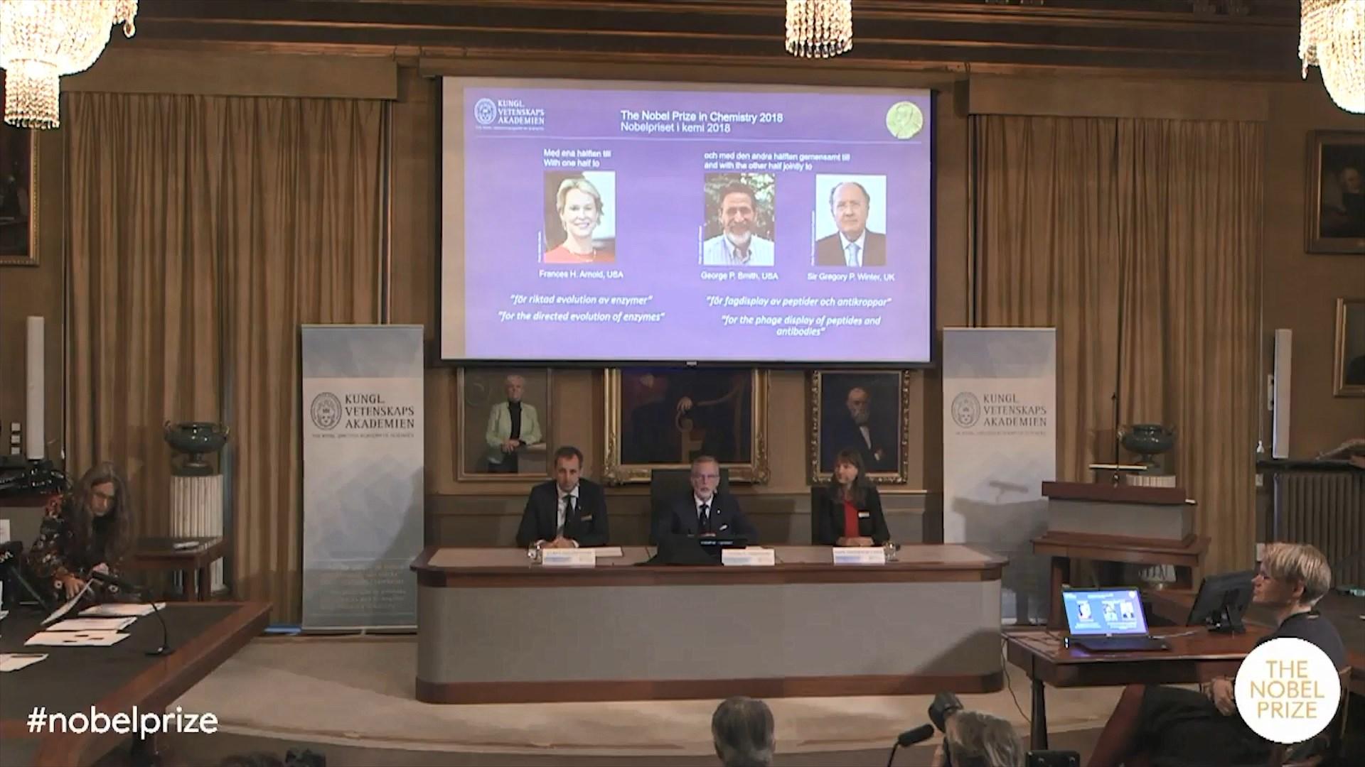 Çmimi Nobel në Kimi, triumfojnë shkencëtarët që studiuan proteinat