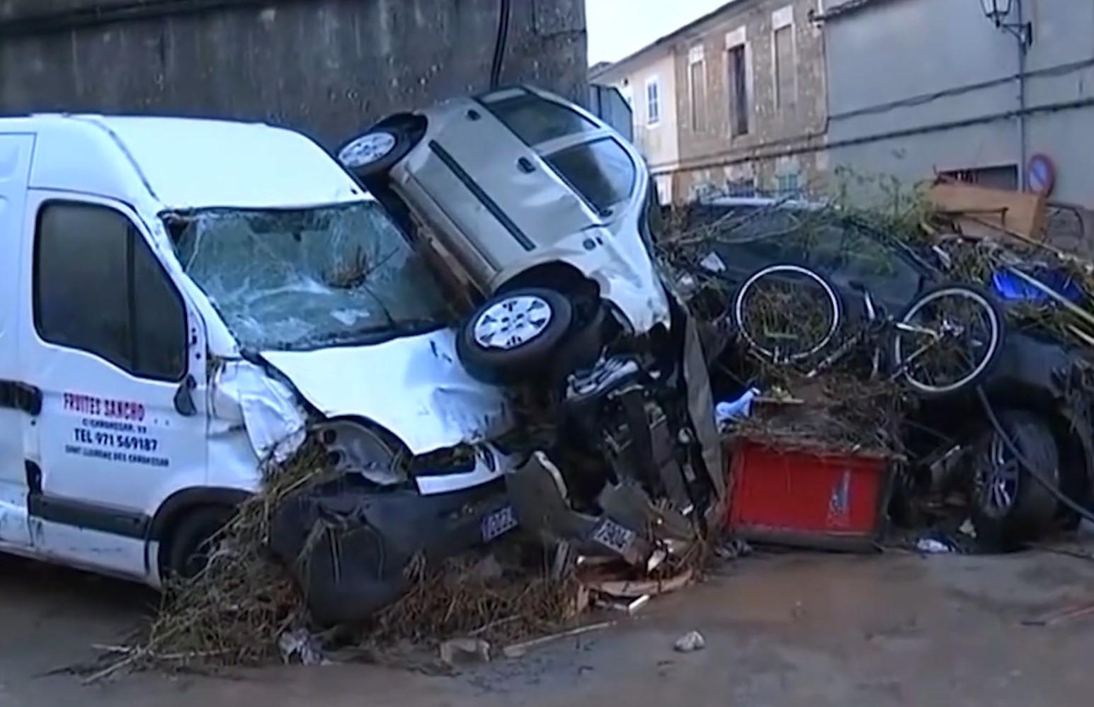 Spanjë, rëndohet bilanci i viktimave në Majorka