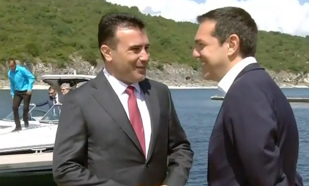 Politika uron Marrëveshjen e Prespës: Maqedonia më pranë NATO-s dhe BE-së