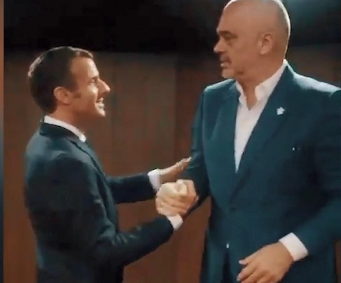 Rama takon Macron: Folëm për bashkëpunimin dhe vizitën në Tiranë