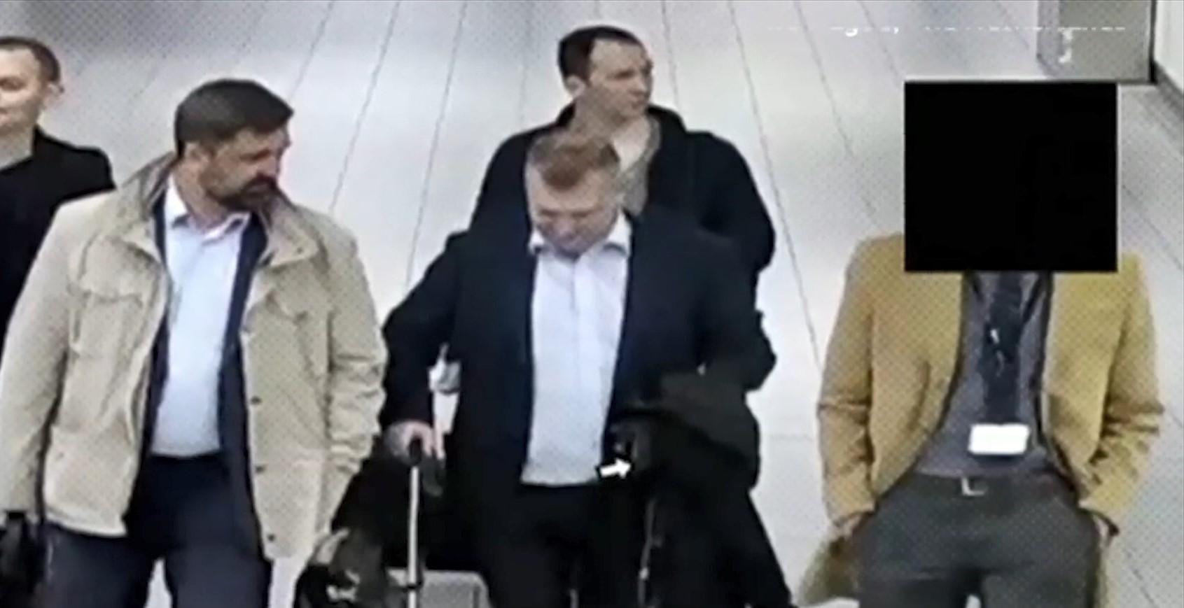 Bota tallet me spiunët rusë