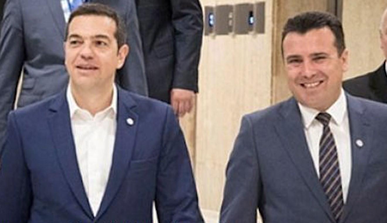 """Ratifikimi i """"Prespës"""", Zaev falenderon Tsipras: Urime miku im!"""