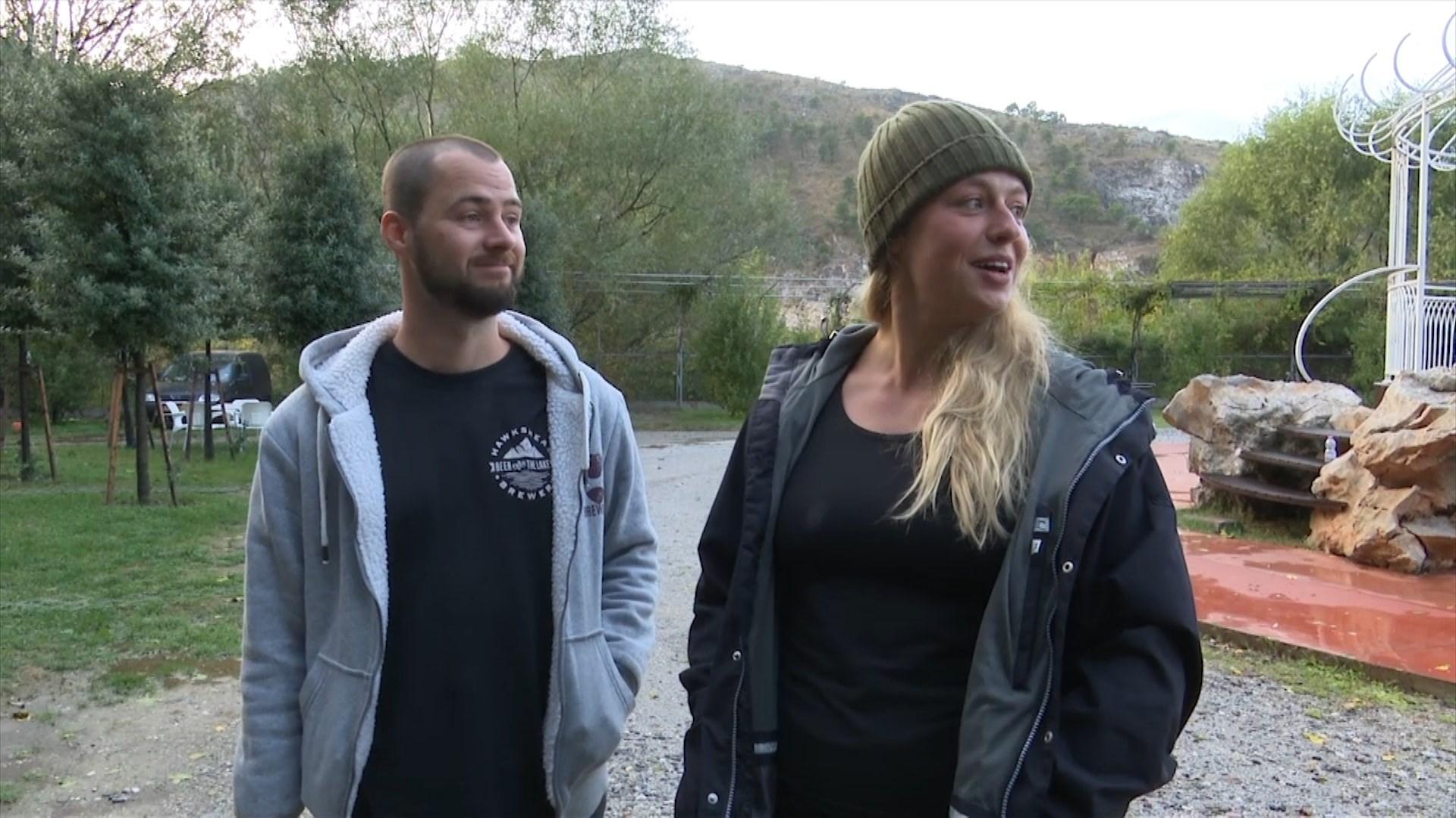 Si shpëtuan dy turistët e huaj që humbën rrugën në malet e Thethit