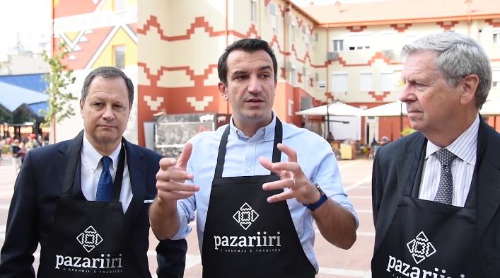 Pazari i Ri në Tiranë, krijohen hapësira të reja magazinimi për bizneset