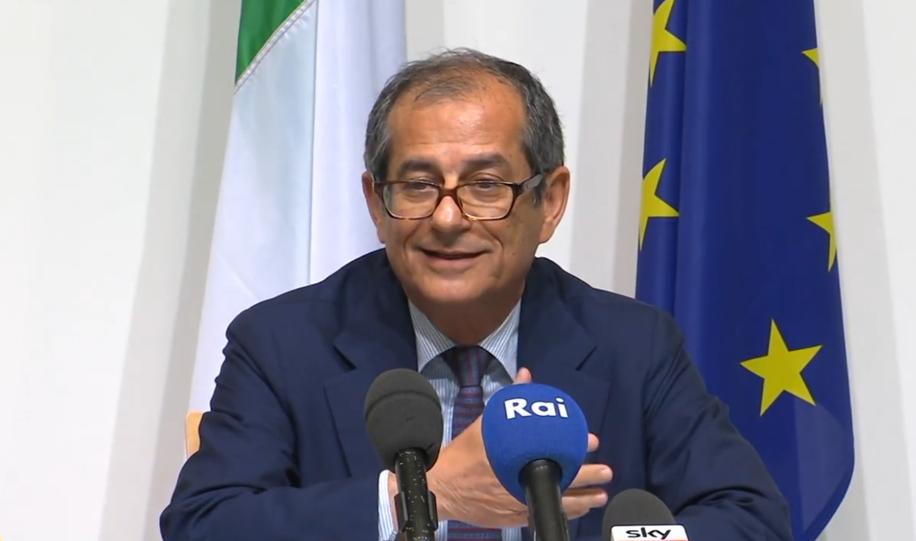 BE, ministri italian prezanton buxhetin e kontestuar