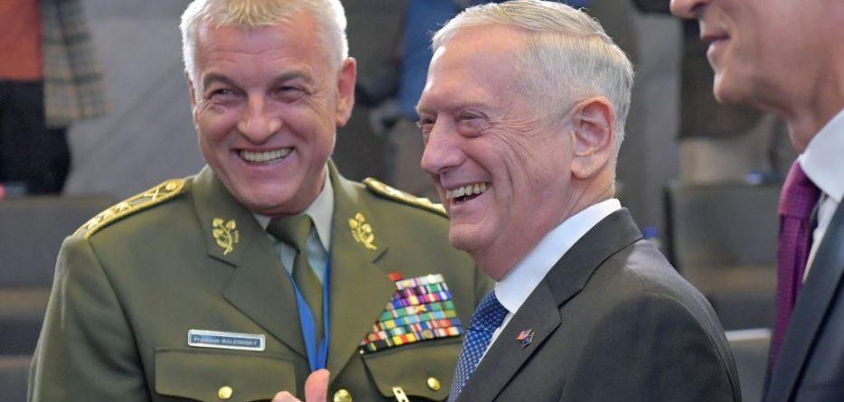 NATO paralajmëron Moskën