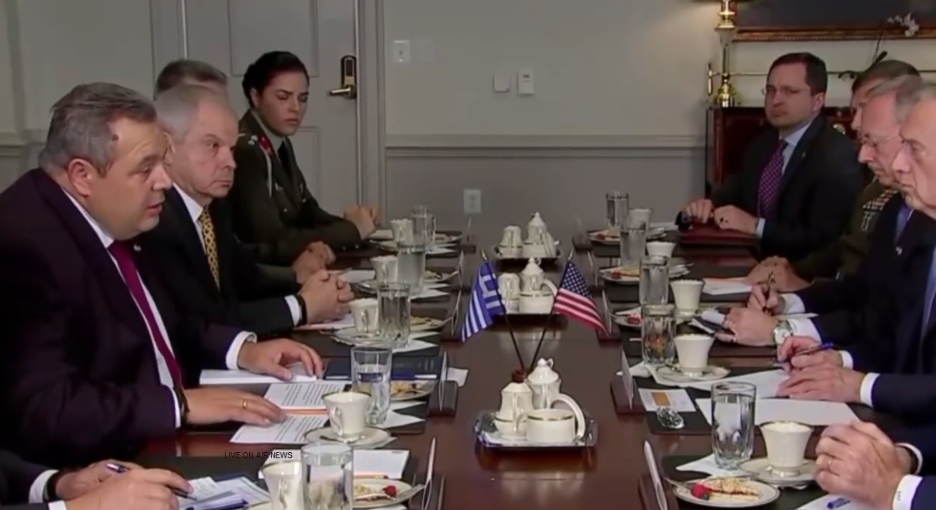 Kamenos dorëzon planin për aleancë ushtarake me Shqipërinë