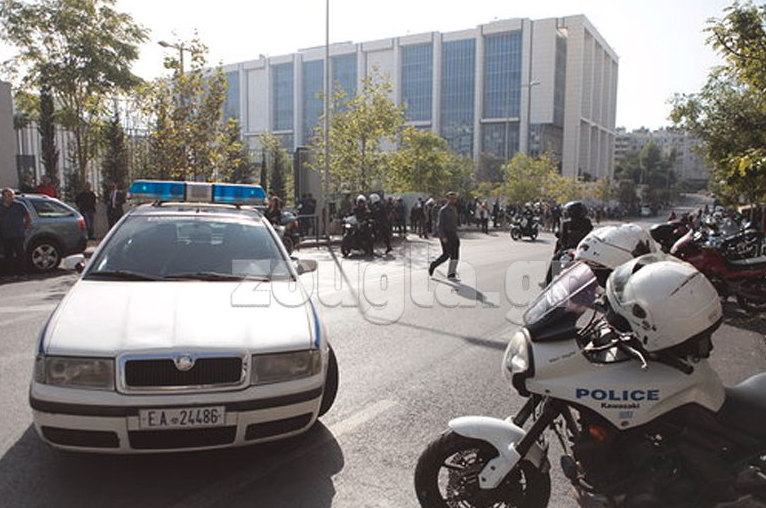Alarm për bombë në Gjykatën e Lartë të Athinës
