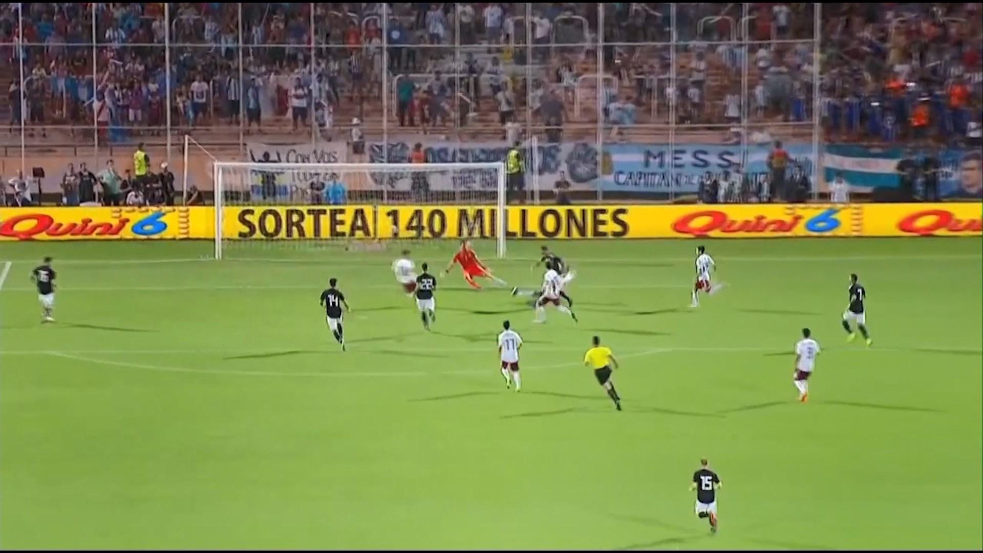 Argjentina tregon se mund t'ia dalë edhe pa Lionel Mesin