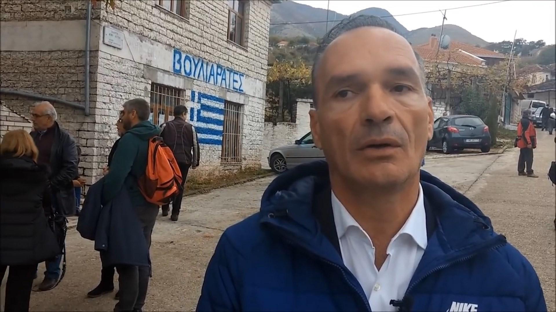 CNN grek reportazh në Bularat, të pranishëm në varrimin e Kaçifas