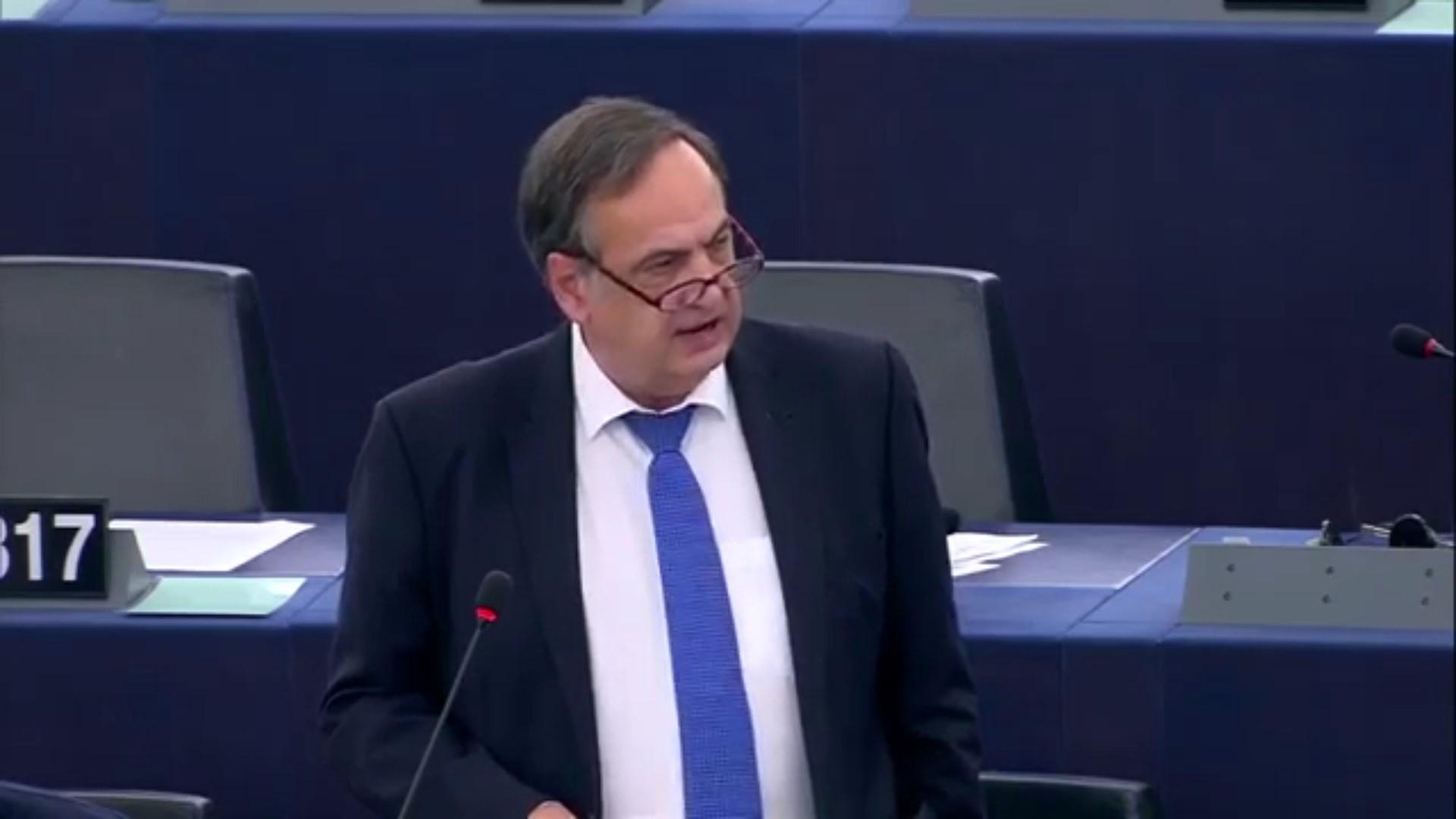 Fleckenstein kundër taksës së Kosovës për mallrat serbe