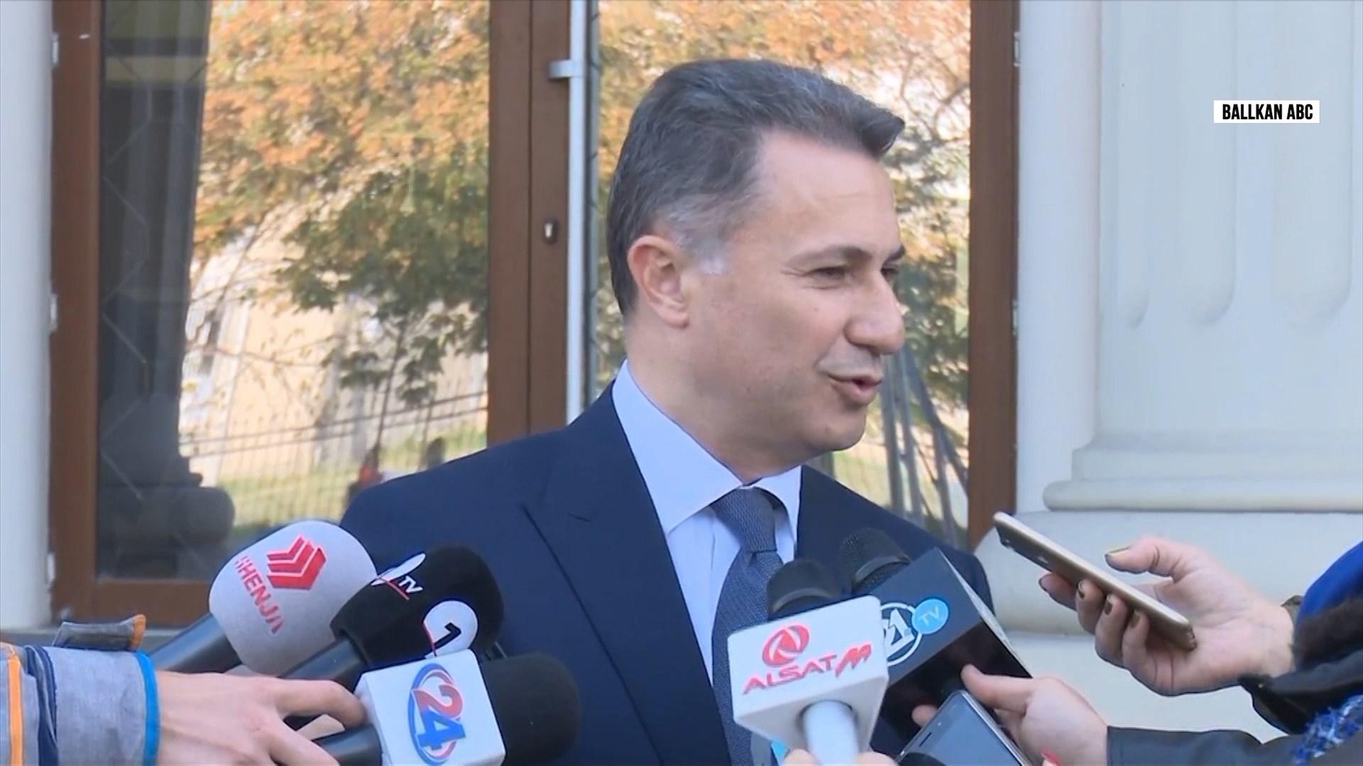 """Analizë për rastin """"Gruevski"""""""