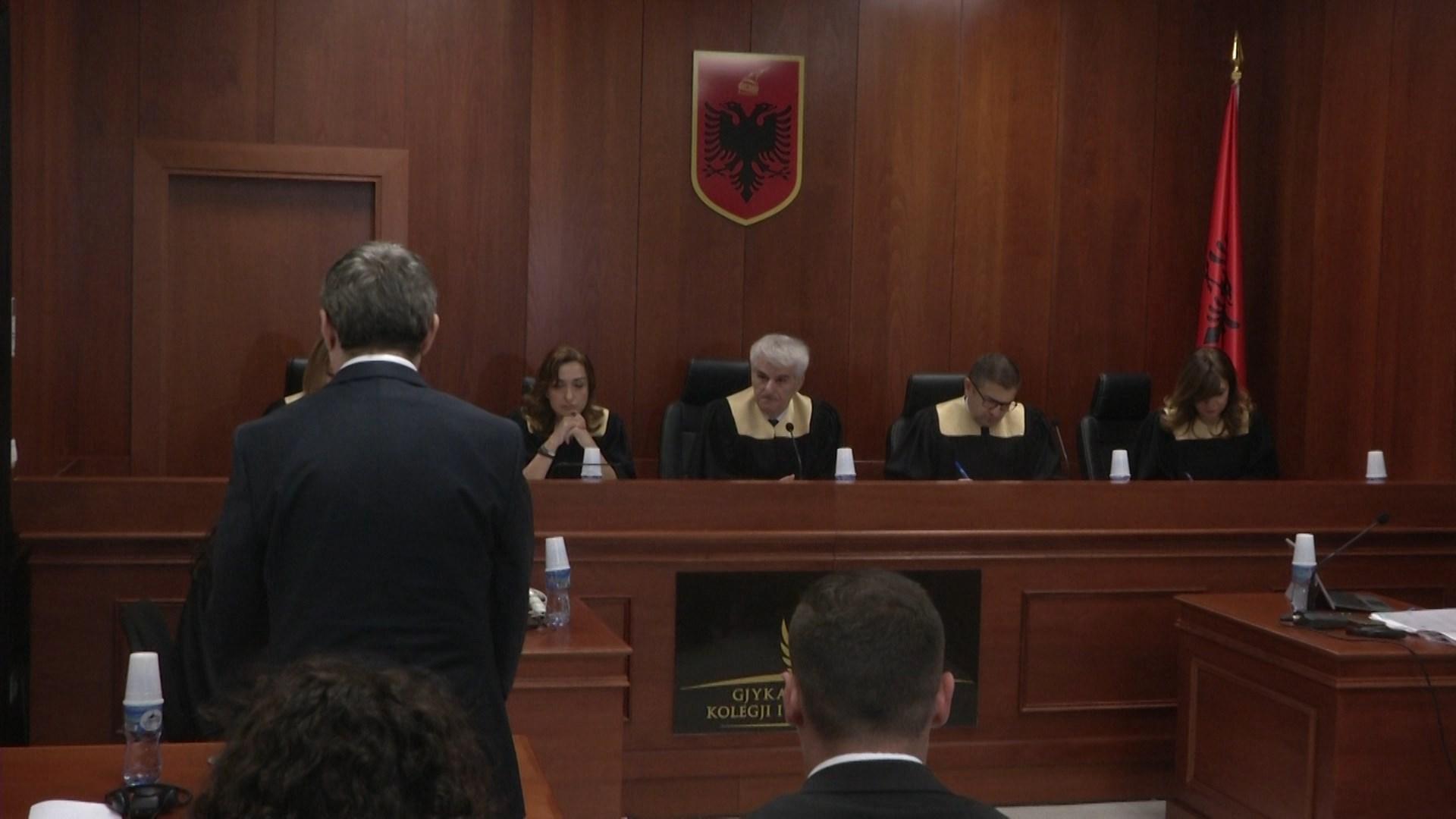 Vettingu, gjyqtari i Gjykatës së Lartë Edmond Islamaj para KPA