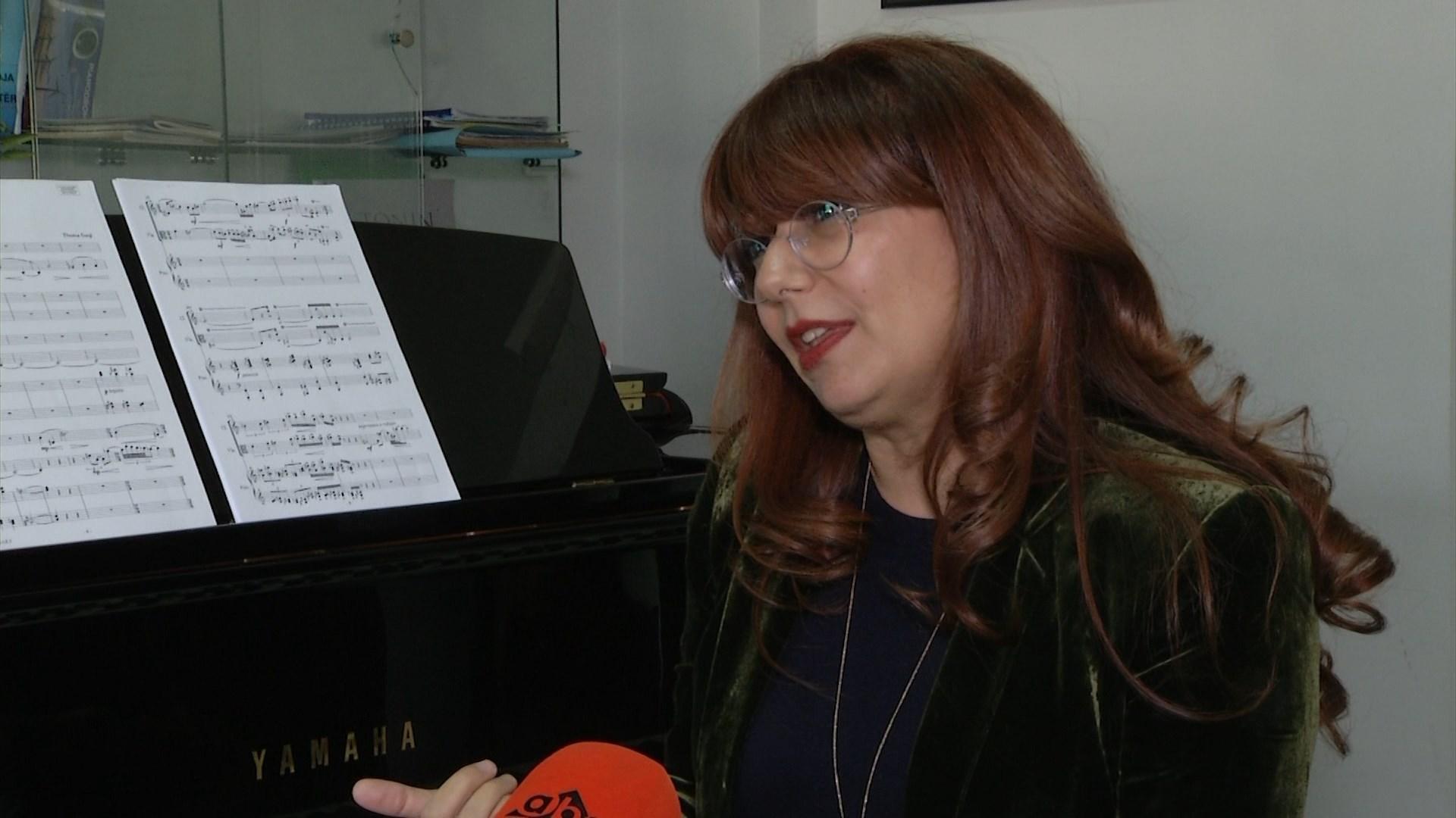 Koncerti në nder të veprës së kompozitorit Thoma Gaqi