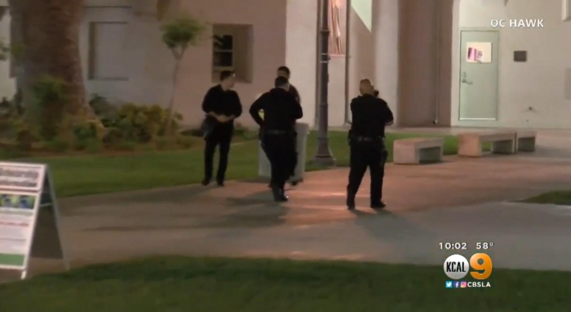 Të shtëna me armë në një lokal në Los Angeles, disa viktima