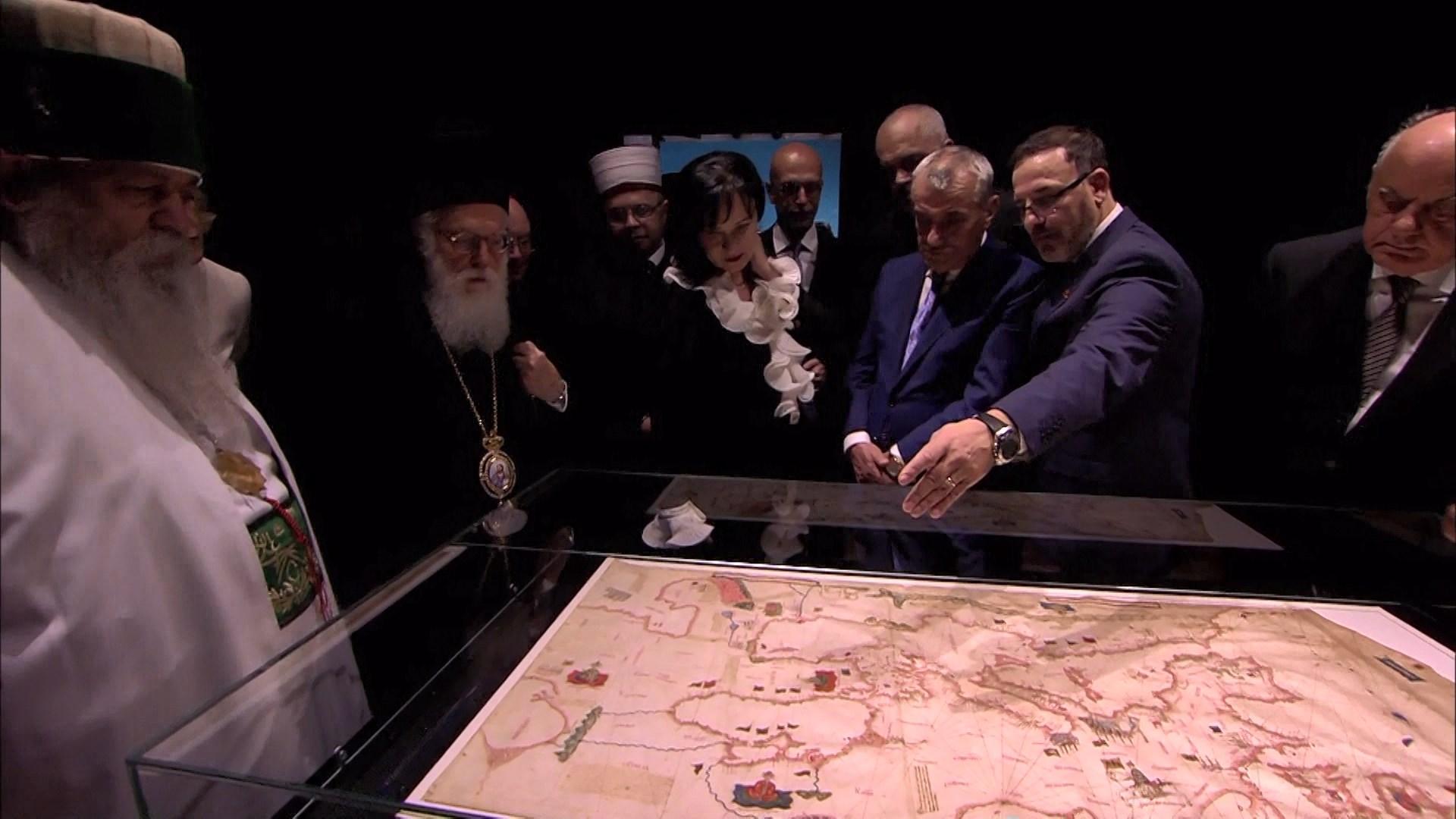 "Mbyllet viti i Skënderbeut, ekspozohet harta ""Carta Nautica Uno"""