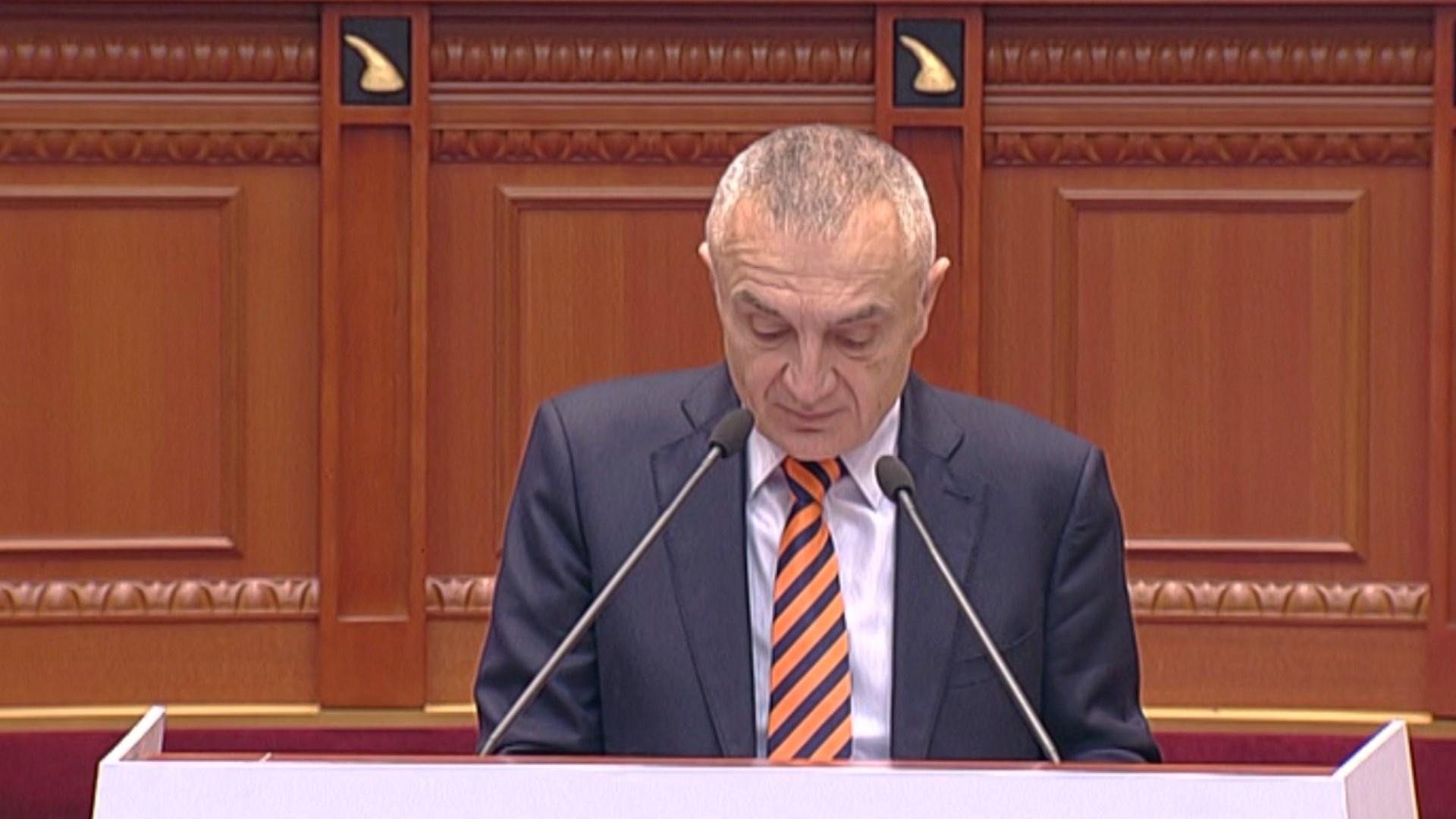 Shqipëria, apel për njohjen e Kosovës në Parlamentin Ndërkombëtar