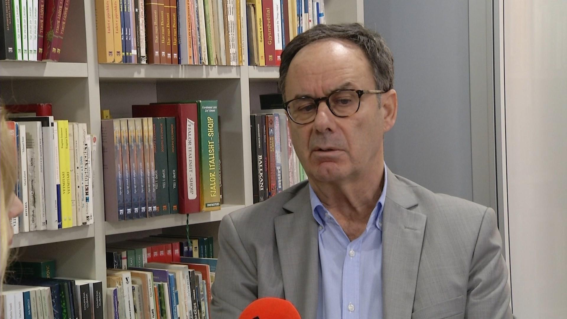 Petrit Ymeri: Sfidat e leximit, tema kryesore e Edicionit të 21 të Librit