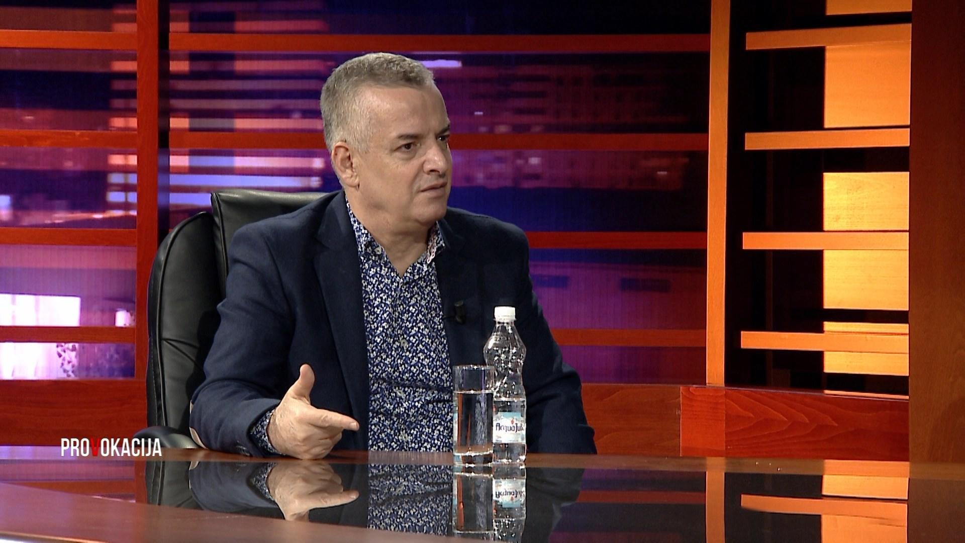 Provokacija/ Nazarko: Serbisë i intereson bashkimi Kosovë-Shqipëri