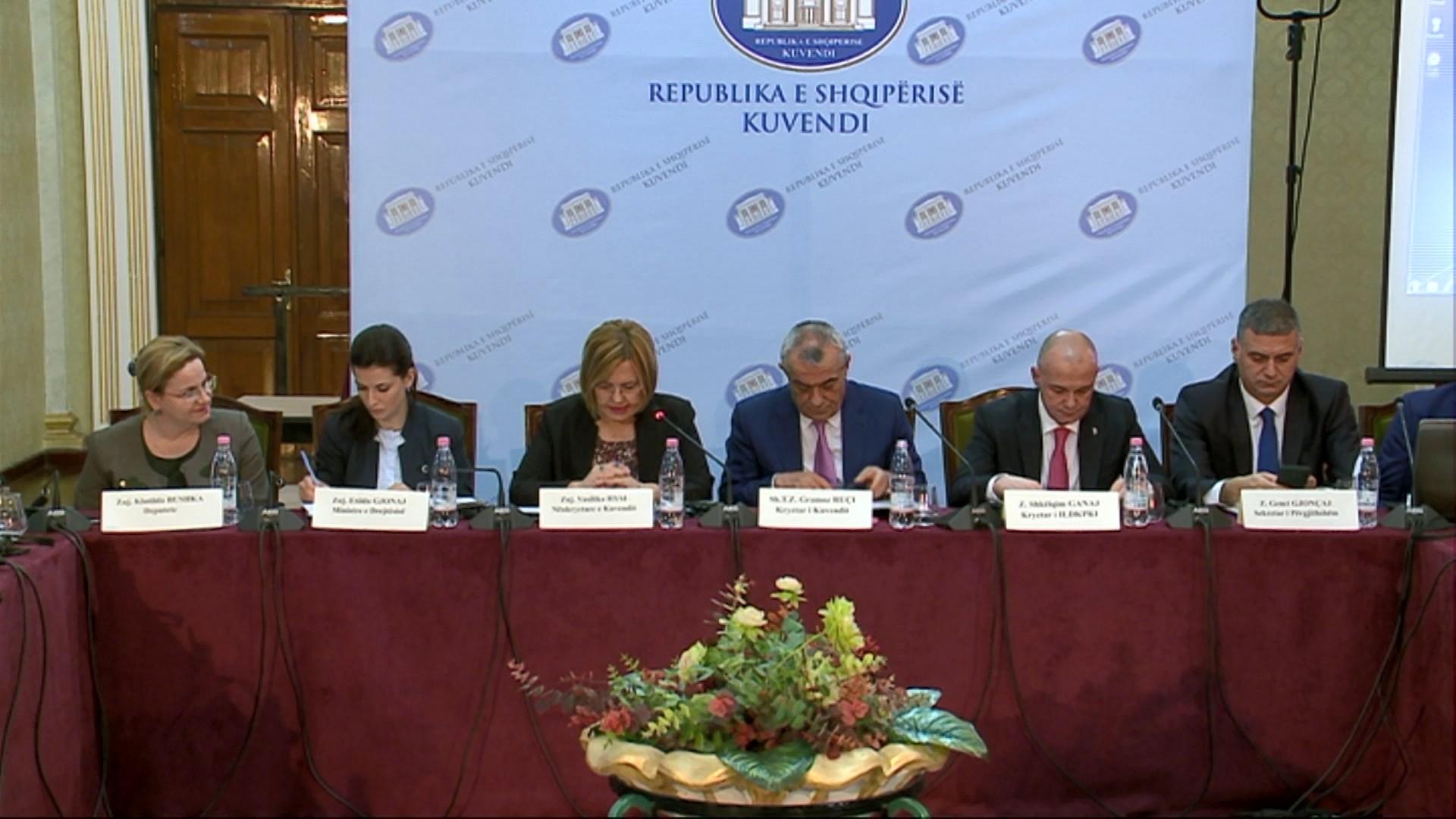 Ruçi për deputetët në konflikt i interesi: Të largohen vetë