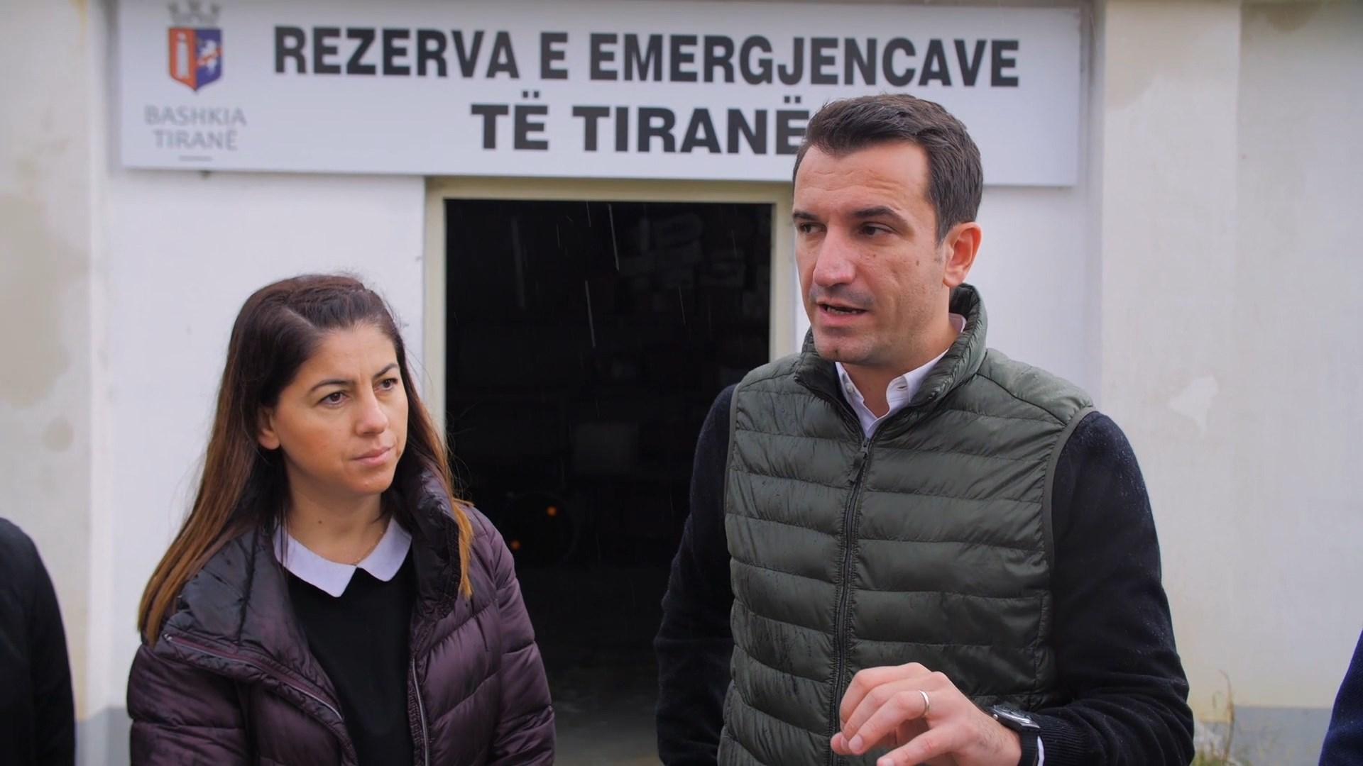 Veliaj takon banorë të Unazës së Re, protestuesit: Nuk na përfaqësojnë