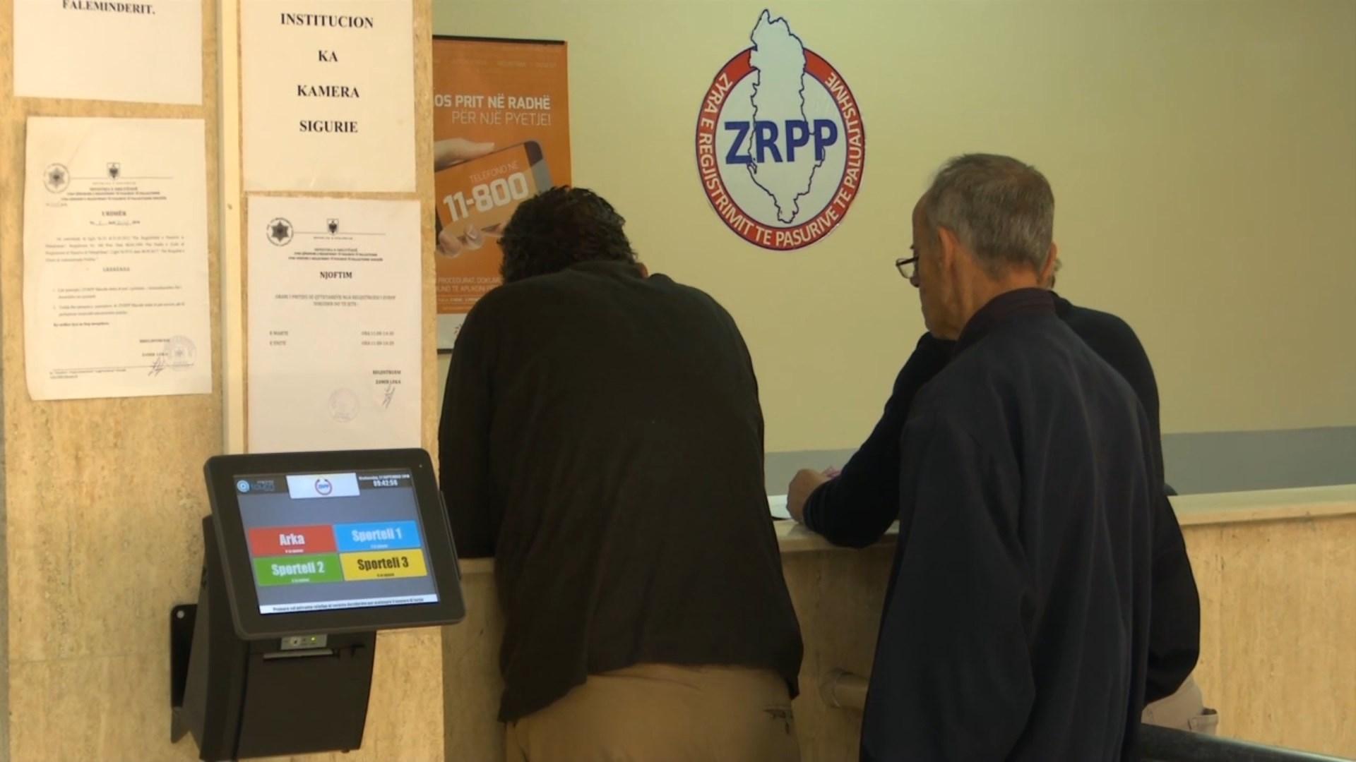 Regjistrimi i pronave bujqësore, përplasje në Shkodër