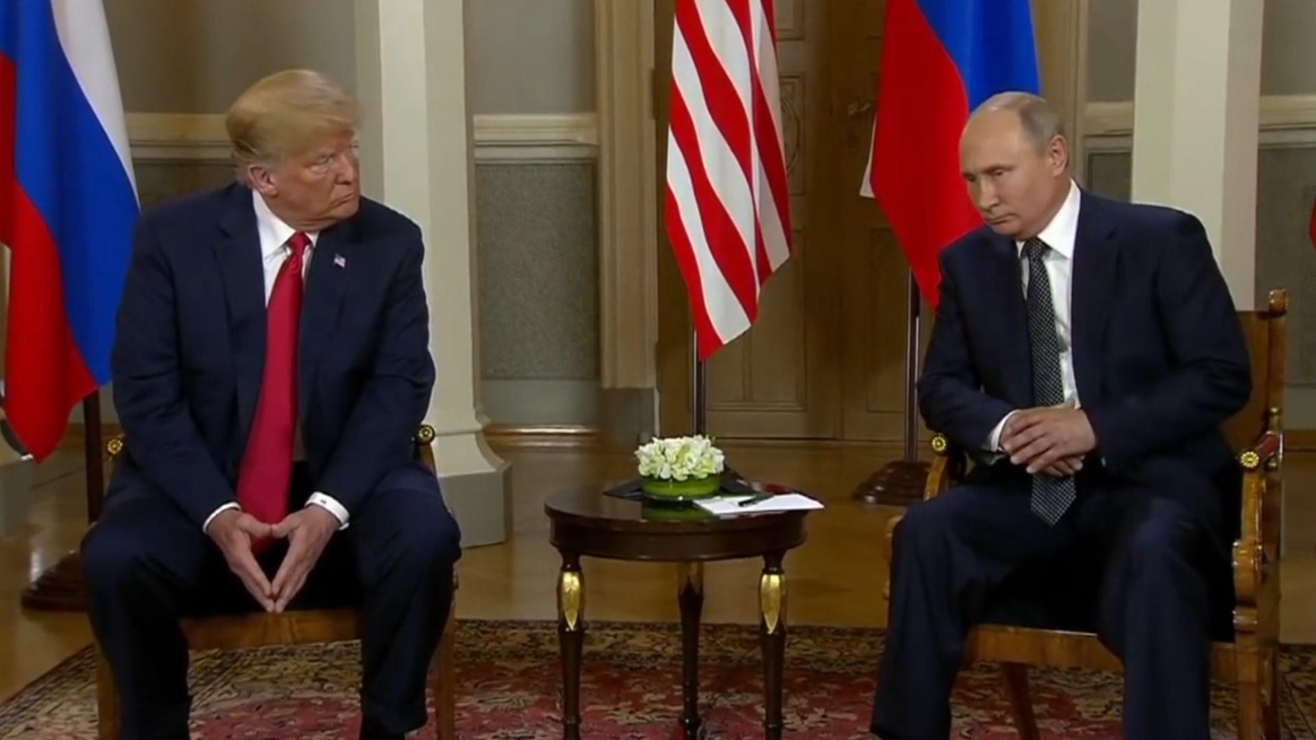 Putin: Gati për dialog me Trump