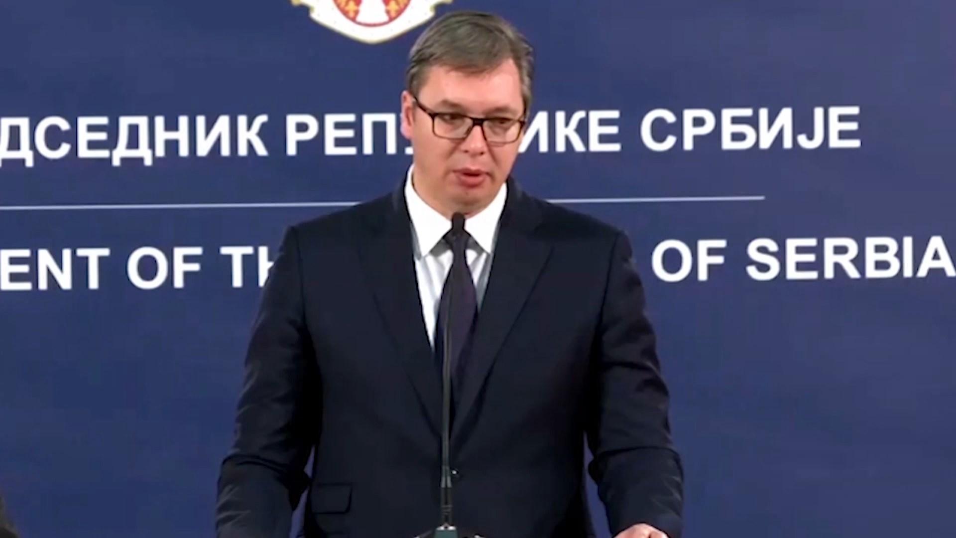 Vuçiç: Nuk është e vertetë që Kosova ishte serbe që nga lashtësia