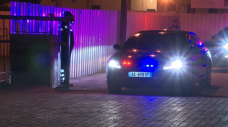 Drejtuesit e Policisë së Shkodrës takim me Sandër Lleshin