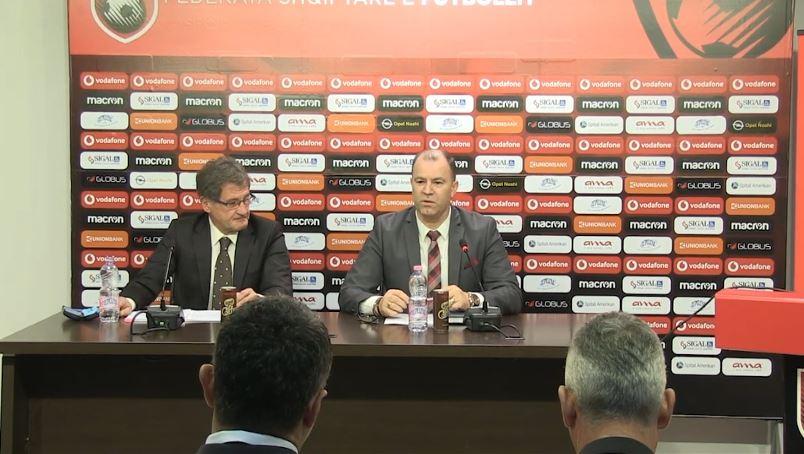 Prezantohen trajnerët e rinj të kombëtareve të moshave