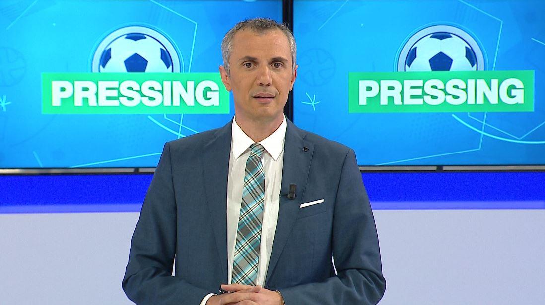 """Emisioni """"Pressing"""", 15 Nëntor 2018"""