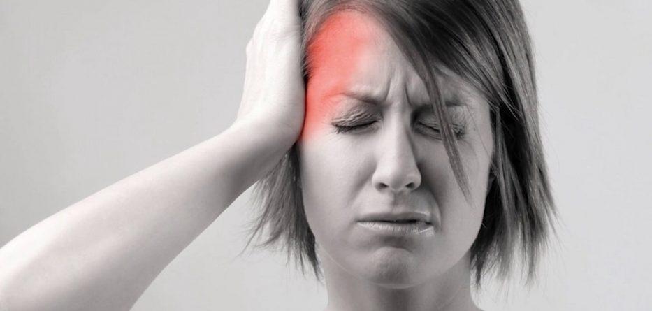 Shëroni dhimbjen e kokës në mënyrë natyrale
