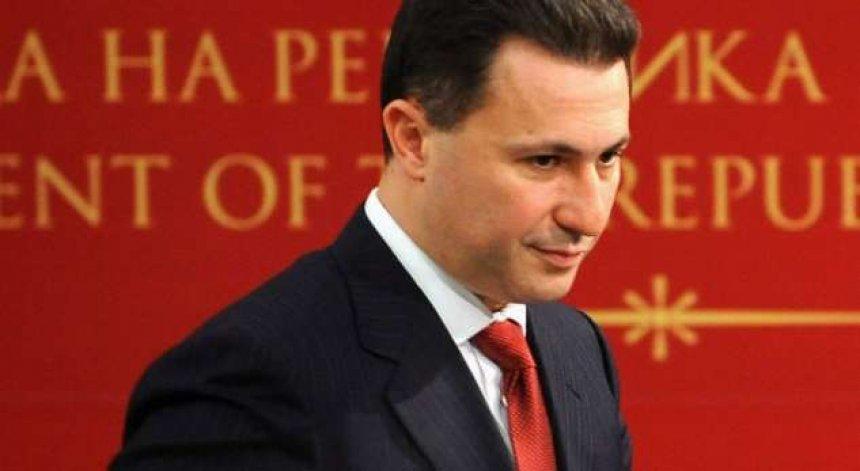 Shkëlqimi dhe rënia e Gruevskit, nga Kryeministër në një të arratisur
