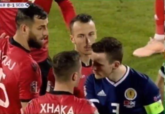 Skocia mund Shqipërine me rezultatin 4-0